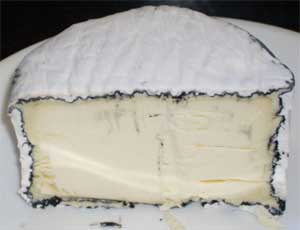 Seastack Cheese - Working Cross Section