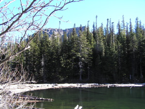 Lake Angeles - January 2005