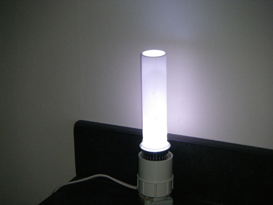 How To Make A Remote Control LED Lamp